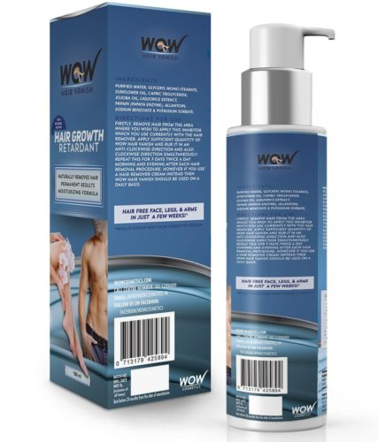 Wow Hair Vanish Review – Does this work for both Men and Women?