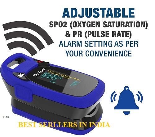 best spo2 tester in india
