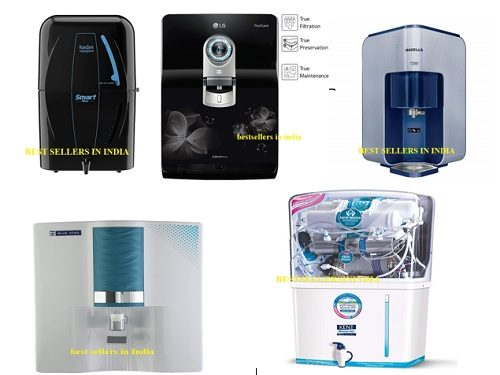 TOP 5 WATER PURIFIER IN INDIA 2020